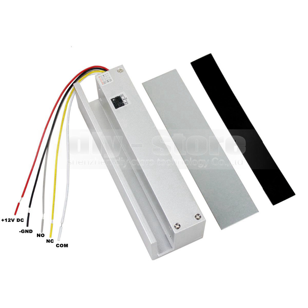 ELECTROMAGNETIC DROP BOLT LOCK